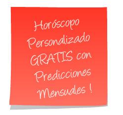 Horoscopo personalizado gratis